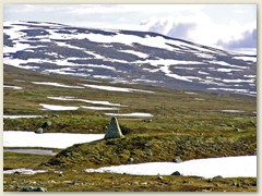 31_Im Saltfjellet-Gebirge überqueren wir den Polarkreis