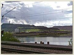 38_Eisenerz Abbaugebiet bei Kiruna