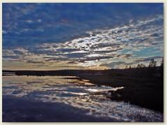 41_Mitternachtssonne in Gällivare im Herzen von Schwedisch-Lappland