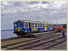 42_Eine Zugreise von Gällivare nach Östersund mit der Inlandsbahn