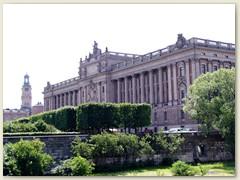 48_Stockolmer Schloss, der Königliche Palast