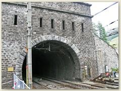 02_Südportal des Lötschberg Scheiteltunnel in Goppenstein