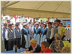 19_Jodlerklub Noger Ausserberg. Gründung 1935. Der Naame Noger ist eine geografische Ortsbezeichnung