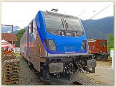27_Schwere Güterzuglok von Bombardier. Die Last-Mile-Lok von BLS Cargo