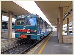 41_Ein Regionalzug Domodossola - Milano der fs Trenitalia. Ferrovie dello Stato Italiane