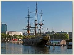 07_Nachbau eines Schiffes der Niederländischen Ostindien-Kompanie
