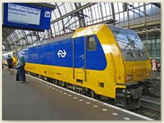 47_Mit dem Intercity zum Flughafen Schiphol-Airport
