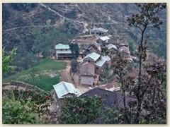 20 Ein Dorf - verschiedene Wege führen irgendwohin