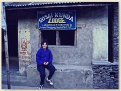 22 Eine Lodge bei Gul Bhanjyang 2125 m