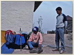 42 Auch Sherpas müssen ausruhen