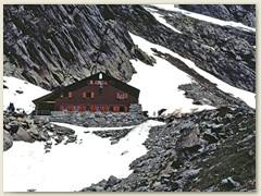 04_Schreckhornhütte SAC 2529 m
