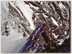 09_Klettergrat vom Strahleggpass zum Gipfel
