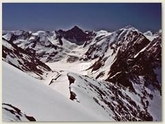 14_Finsteraargletscher, Oberaarhorn