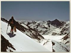 16_Etwas unterhalb des Strahlegghorn-Gipfels