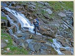 42_Am dritten Tag - weiter nach Campo Blenio - Es folgen noch 950 Höhenmeter Abstieg