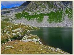 24_Der Abfluss des Bergsees Richtung Stausee
