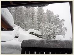 08_Schneeschaufeln ist angesagt. Meine Winterbeschäftigung