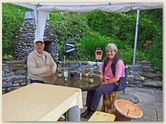 37_15. Juli Onkel Werner und Doris auf Besuch