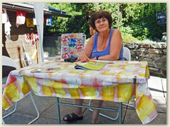 44_Lydias Sudoku auf der Terrasse