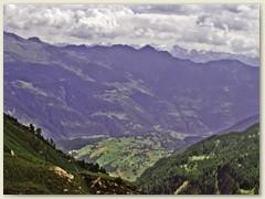 01_Bei Scontra 1638 m, oberhalb Dalpe. Das Dorf ist erreichbar von Rodi-Fiesso