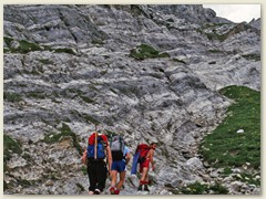 03_Bergauf Richtung Passo Vanit