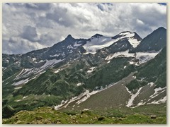 07_Die Bergkette des Pizzo Campo Tencia mit Ghiacciaio Piccolo und Ghiacciaio Grande