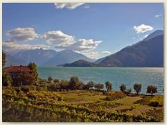 01_Am Lago di Como zwischen Menaggiound Dongo