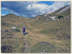 04_Klaus wandert Richtung Monta Spinale