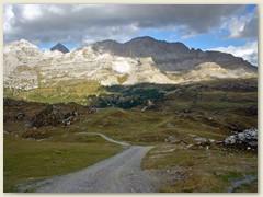 05_Hochplateau Monte Spinale und Pietra