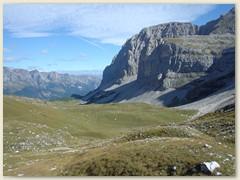 15_Die Hochebene Campo di Flavona wo früher intensiv Almwirtschaft betrieben wurde