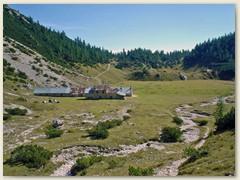19_Ein paar Hütten bei Malga Spora
