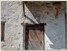 21_Die Eingangstüre vom Biwak ist geschlossen