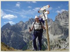 26_Auf dem Passo del Clamer 2164 m