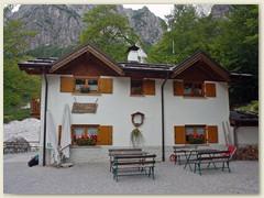 34_Im Herz der Brenta-Gruppe de Berghütte Croz dell Altissimo