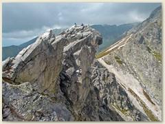 05_Der Gipfel des Predné Solisko naht