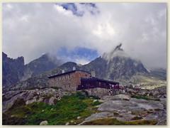 17_Nach der Überwindung einer 200 Meter hohen Schwelle erreichen wir die Teryho chata 2015 m