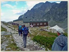 31_Die Zbojnicka-Hütte befindet sich im Velka Studena dolina