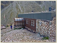 32_Die Hütte ist eine saubere, grosse und tolle Unterkunft