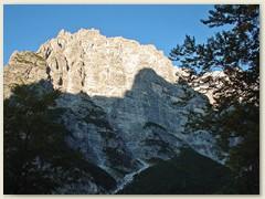 02_Der grandiose Gipfel Croz dell Altissimo, 2339 m