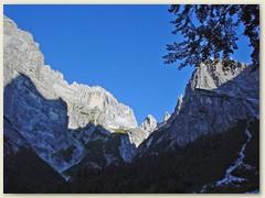 04_Durch die Schlucht empor zum Passo d Clamer