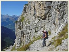 27_Klaus auf dem Sentiero Bogani