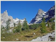 31_Immer höher hinauf Richtung Bocca di Tuckett