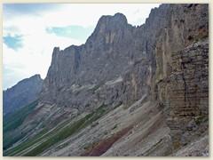 11_Der Santer Kletterpass-Klettersteig ist der schönste Aufstieg ins Herz des Rosengartens