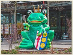 03_März 2019 - Froschkönig in Reinach