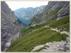 48_Die Grasleitenhütte (italienisch Rifugio Bergamo al Principe)