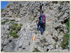 62_Steiler und anstrengender Aufstieg