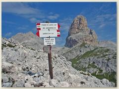 102_Ein Pass folgt auf den anderen - Passo delle Scalette 2348 m