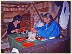 38r Besuch von Tante Margrit und Cousin Peter