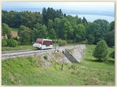 07 Panorama über dem Bielersee ins Mittelland bis zu den Alpen