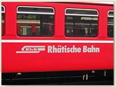 03r Signet - aktuelle Anschrift der RhB auf Deutsch